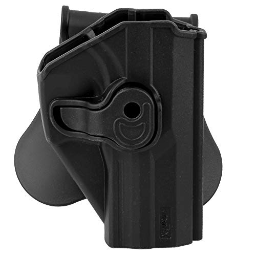 Amomax Paddle Holster für KWA USP/USP Compact schwarz