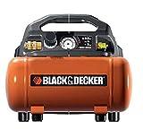 BLACK+DECKER 1797 Compressore con Serbatoio, da 6 L