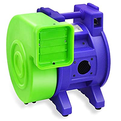 Cloud 9 Inflatable Bounce House Blower, 2 HP - Commercial Air Blower Fan