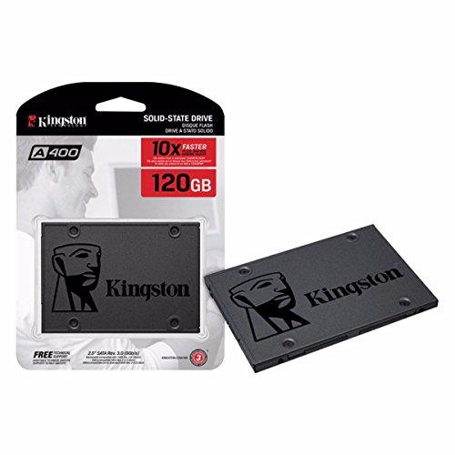 HD SSD 120 GB Sata 3 Kingston A400