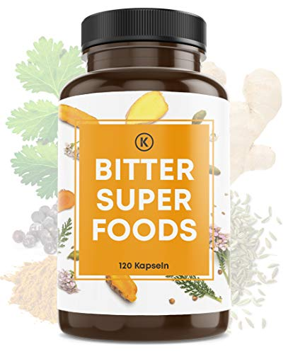 Bitter Superfoods
