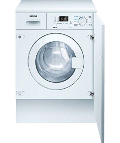 Siemens-lb iq500 - Lavadora secadora integrable wk12d321ee clase de eficiencia energetica b