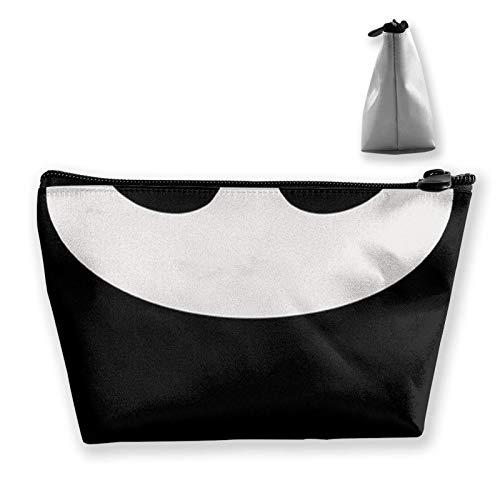 Kosmetiktasche für Damen und Mädchen, weiche Tasche, Handtasche, Mini-Münzgeldbörse, Make-up-Taschen (Stranger Letter Things Alphabet)