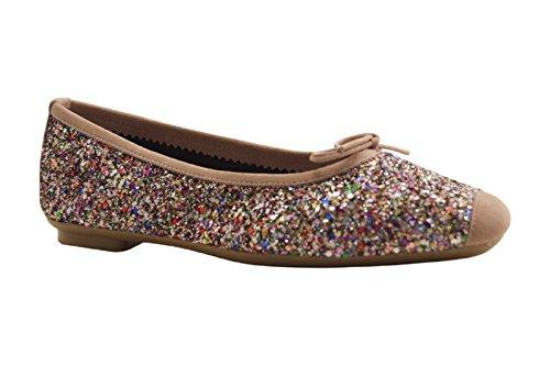 Reqins - Harmony Glitter - Ballerine - Multicolore