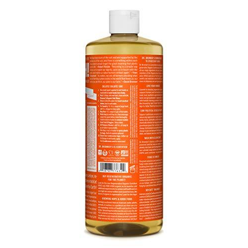 Dr.ブロナー社製 マジックソープ Lサイズ ティートゥリー ボトル944ml
