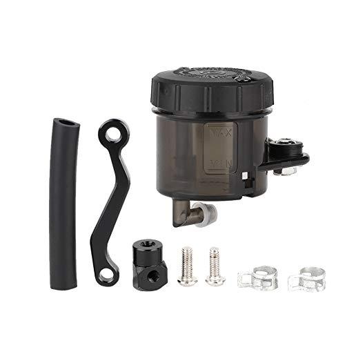 Depósito de líquido de freno de la motocicleta Suuonee Cilindro del cilindro del tanque del embrague Taza de aceite para la motocicleta Moto ATV