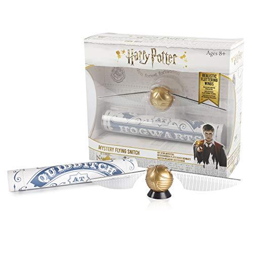 WOW! STUFF WW-1017 J.K. Rowling's Wizarding World Mystery Flying Snitch, Gold
