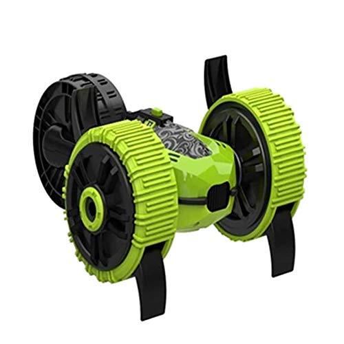 YEES Coche teledirigido 360 ° de doble cara FlipRCStuntauto 24 GHz 6SachsenRCStunt Auto de carga RC Coche juguete para niños y jóvenes