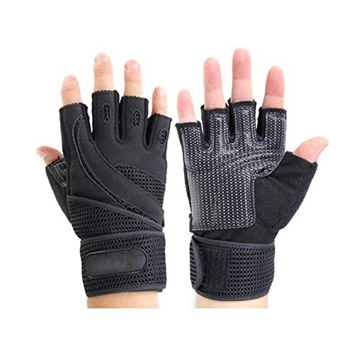 HXYIYG Cycling Gloves Men's Fitness Gloves Non-slip Breathable Sport Gloves Comfortable And Durable Ridding Gloves Cycling Equipment Bicycle Biking Gloves (Size : A XL)