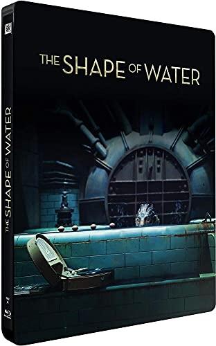 The Shape of Water, Steelbook, Blu-ray mit deutschem Ton, La Forme de L'eau, FR-Import, Uncut, Regionfree