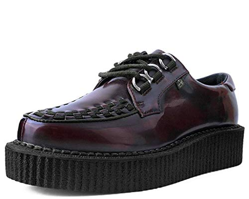 Burgundy Creeper T u Ukm7 Off Ukw8 Women's Eu41 kShoes Anarchic Men's Rub Ju5lcTFK13