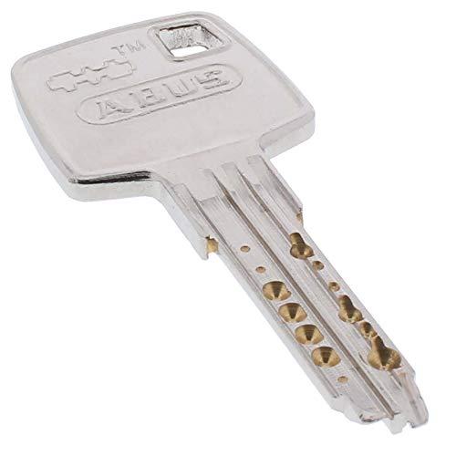 1x zusätzlicher Schlüssel zum gewählten ABUS EC660 Türzylinder