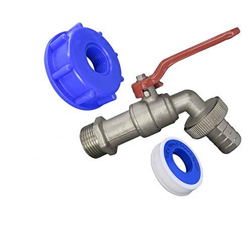 Quartz Flex® IBC Adaptateur avec robinet Douille 3/4 \