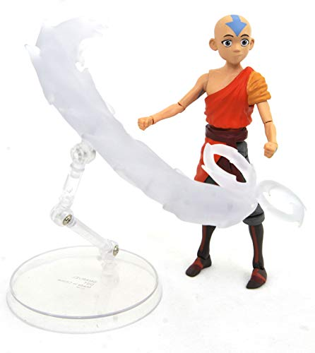 DIAMOND SELECT TOYS Avatar The Last Airbender: Aang Deluxe Action Figure, Multicolor
