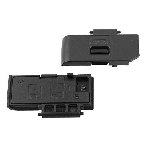 PhotoTrust Battery Door Cover Lid Cap Replacement Repair Part Compatible with Canon EOS 600D EOS Rebel T3i DSLR Digital Camera