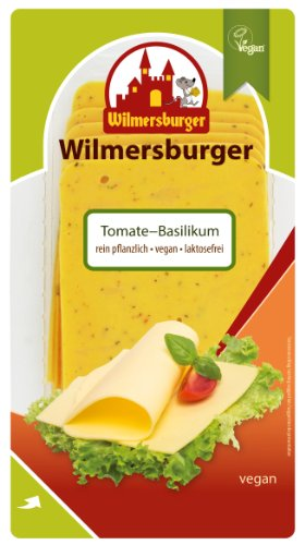 Wilmersburger Scheiben Tomate Basilikum 150g