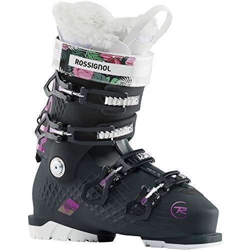 Rossignol All Track 80W skischoenen, dames, meerkleurig, bloemenpatroon, 26.5