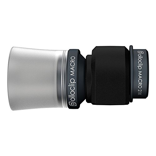 the latest 94b2c f827b olloclip Macro 3-In-1 Photo Lens for iPhone 5/5S - Retail Packaging - Black