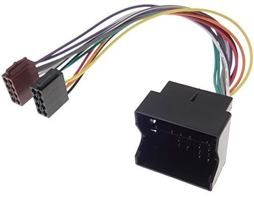 Adaptador de Radio RENAULT QUADLOCK ISO cable adaptador de Radio