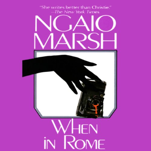 When in Rome  audiobook cover art