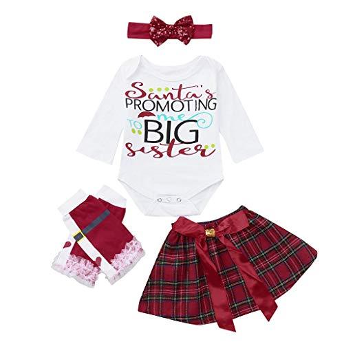 ⛄ 🎄 Bumplebee Weihnachts Baby Weihnachten Kleidung Neugeborene Mädchen Jungen Strampler Jumpsuit