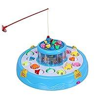 Dimensioni: 25 cm x 25 cm x 9 cm. Giocattolo di sicurezza: realizzato in plastica ABS, non tossico e inodore, è molto resistente e sicuro. Giocattolo educativo: è l'ideale per interagire tra genitori e figli. Aiuta a sviluppare abilità pratiche, coor...