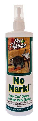 NaturVet – Pet Organics No Mark Spray