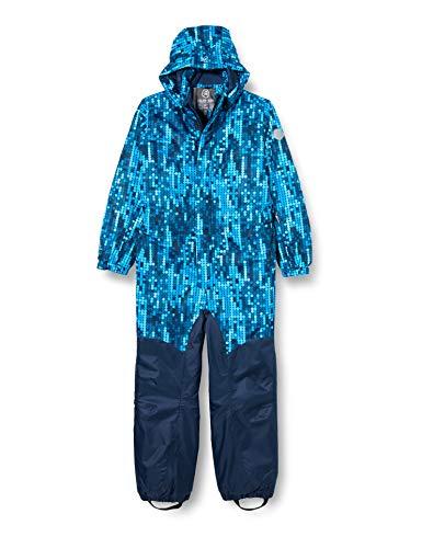 Color Kids Jungen Anzug mit Futter Schneeanzug, Dress Blues, 128