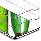 cookaR Asus Zenfone Max M2 ZB633KL Schutzfolie, [2 Stück] 9H Festigkeitgrad, Touch Kompatibel, Anti-Kratzen, Anti-Fingerabdruck Panzerglas Schutzfolie für Asus ZB633KL