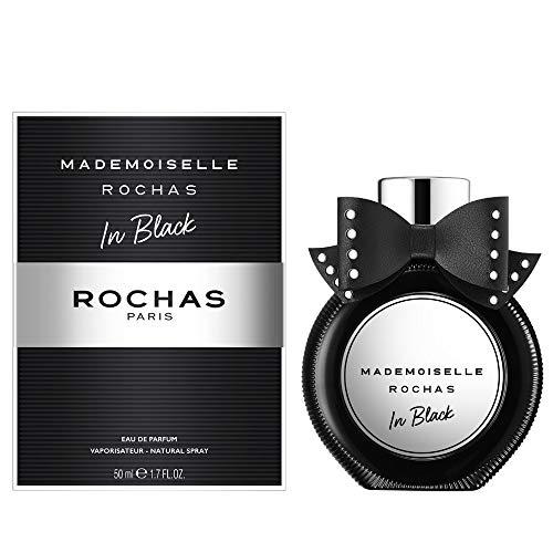 Rochas Mademoiselle in Black Nouvelle Eau de Parfum Femme de Chez, 90 ml