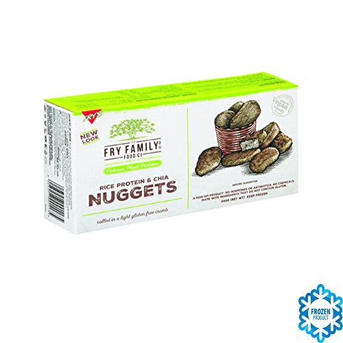 Fry's Family NUGGETS (CHIA NUGGETS) 240GR (Pack de 4)
