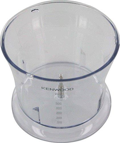 Behälter (500ml.) KW712995 kompatibel mit Kenwood Triblade Stabmixer, Zerkleinerer