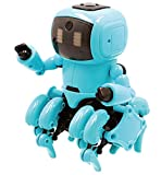 STEM Robot Toys, Gesture Sensing Remote Control Educational Programmable Robot Toy for 8+ Years Old Kids