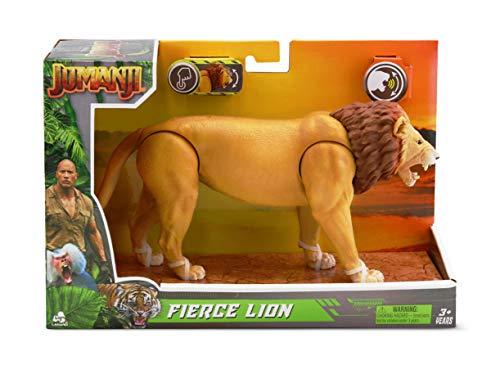 Jumanji Moving Animal Figure - Fierce Lion