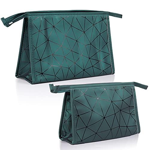 Bolsa de cosméticos, Comius Sharp Portátil Impermeable Maquillaje Bolsa Bolsa de Cosméticos de Viaje Multifunción Cosmético Bolsa de Almacenamiento Bolsa de Aseo para Viajes (Green)