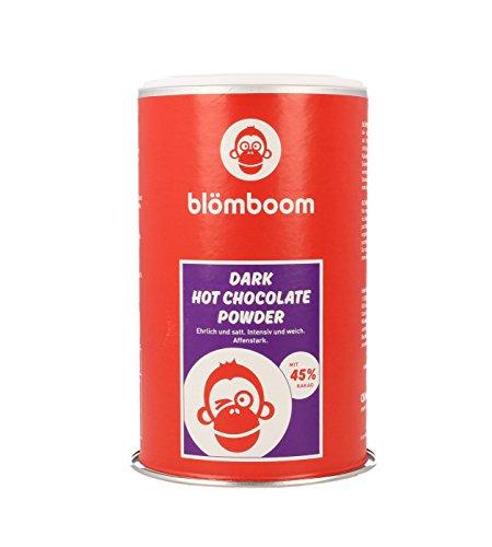 Blömboom - Einzelhandel - Dark Hot Chocolate Powder BIO 250g