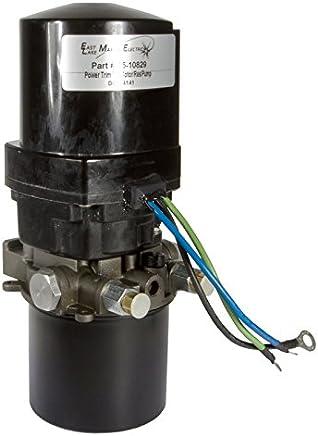 Amazon com: Mercury Power T/T Motor Reservoir Pump 12V 3Wire