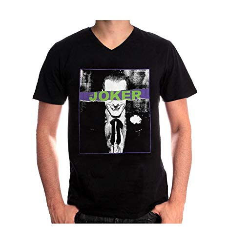T-shirt Batman DC Comics - The Joker Poster
