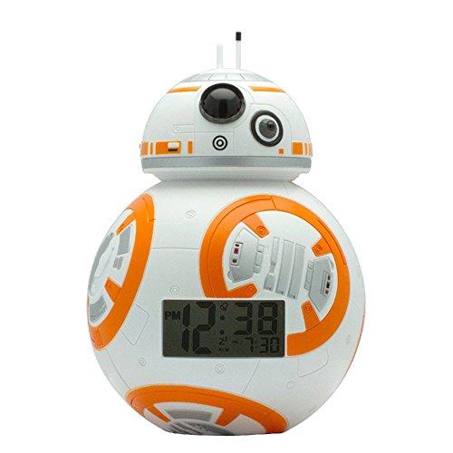 スターウォーズ BB-8TM ライトアップ目覚まし時計 (並行輸入品) [並行輸入品]