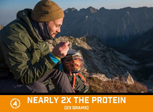 Peak Refuel Guide Pack (20 Meals) | Freeze Dried Backpacking and Camping Food | Amazing Taste | High Protein | Real Meat | Quick Prep (Bulk 20 Pack Bundle))