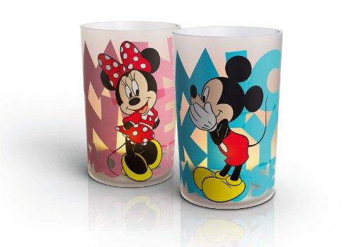 Philips CandleLight Set Micky und Minnie 2-er Set 915004354301