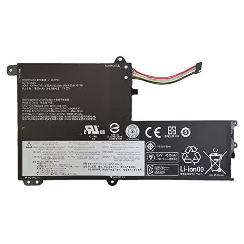 7xinbox 11.4V 4645mAh 52.5Wh L15L3PB0 L15M3PB0 L15C3PB1 Batteria Sostituzione per Lenovo IdeaPad 330S-14AST 330S-14IKB 330S-15ARR 330S-15AST 330S-15IKB Serie