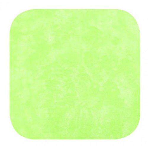 Zöllner Wickelauflage flach uni vert 75 x 85 x 4 cm