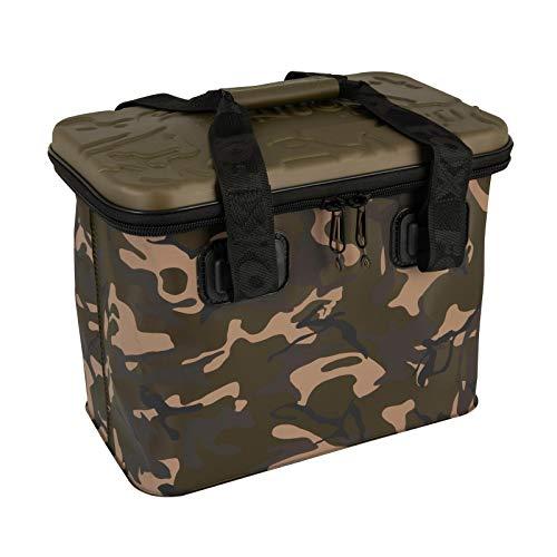 Fox Aquos Camolite 20L 37x22x27,5cm - Angeltasche zum Karpfenangeln, Tackletasche für Karpfenzubehör, Tasche für Angelausrüstung