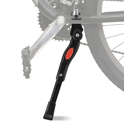 Tinxi Nero Cavalletto Posteriore Regolabile(20' 24' 26') per Bicicletta/MTB Bicicletta