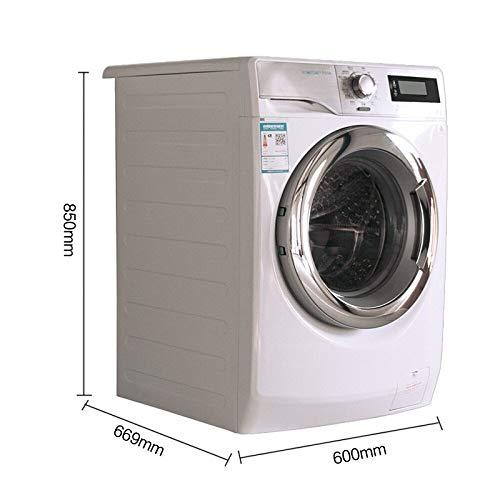 10 kg automatische trommelwasmachine, 7 kg, geïmporteerde condensatie, trommeldroger, condenserie: condensatiedroger, set 9 kg