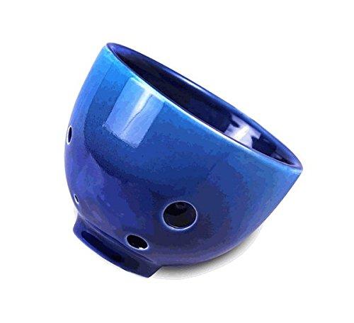 STL teacarina–Teetasse und Ocarina in One.–Blau