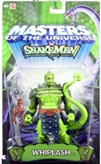 Mattel Masters of The Universe Whiplash Figure Motu SnakeMen