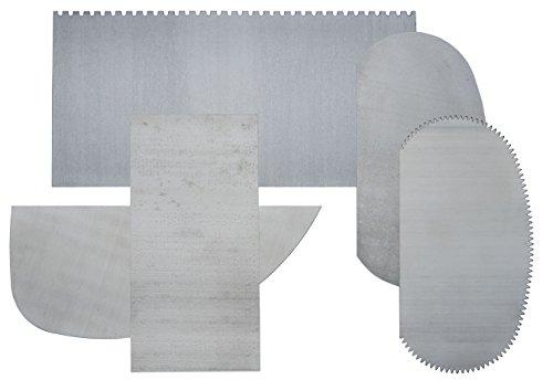 539116 - Ziehklingen-Set - 5-teilig - Modellierwerkzeug