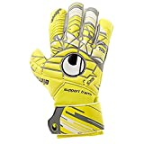 uhlsport Herren ELM Unlimited Soft SF Torwart-Handschuhe, LITE Fluo gelb/Griffin gr, 10.0